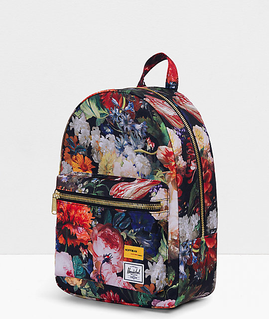 Herschel Supply Co. Grove X-Small Hoffman Floral Backpack