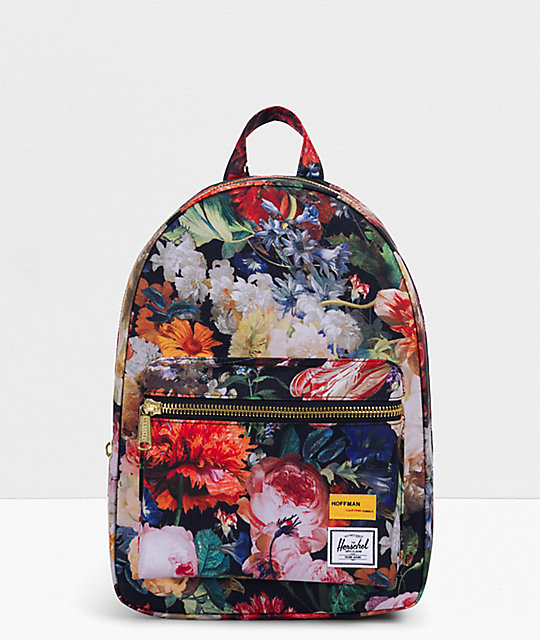 97a8f514d17 Herschel Supply Co. Grove X-Small Hoffman Floral Backpack