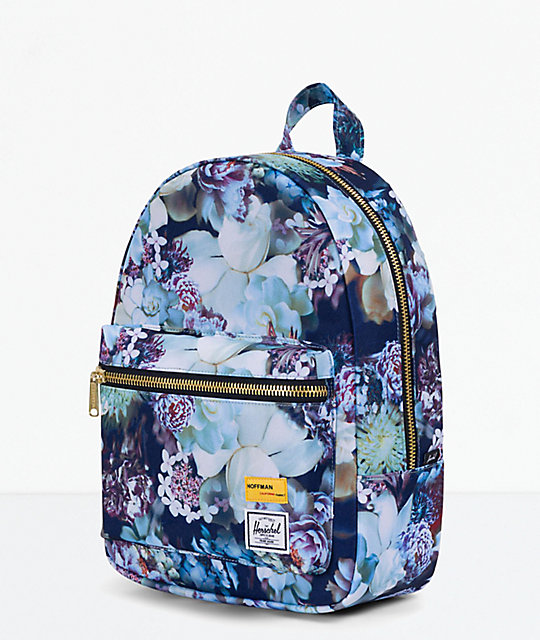 043023228ee Herschel Supply Co. Grove X-Small Hoffman Winter Floral Backpack ...