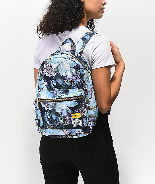 14ddefcde39 Herschel Supply Co. Grove X-Small Hoffman Winter Floral Backpack ...