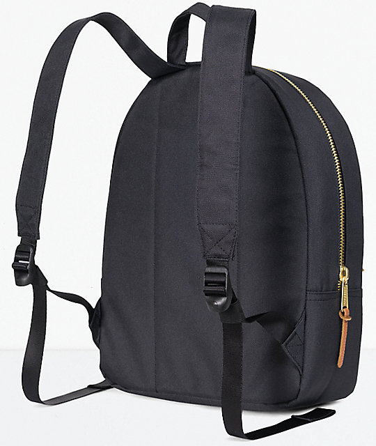 Herschel Supply Co. Grove XS Black Mini Backpack