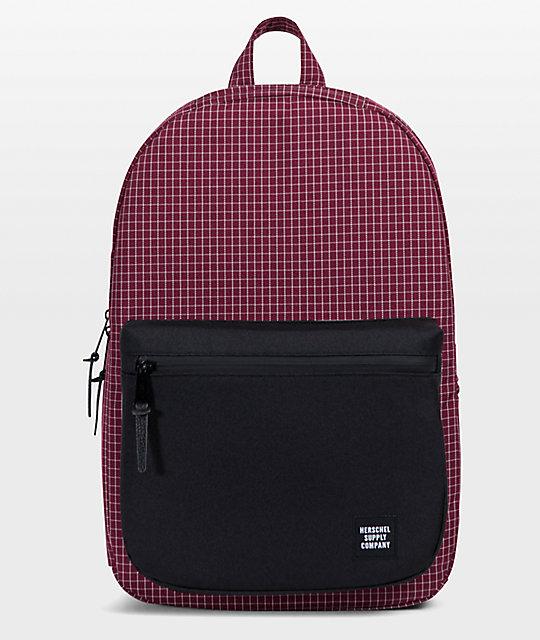 fafaeedd68a2 Herschel Supply Co. Harrison Windsor Wine Grid 22L Backpack