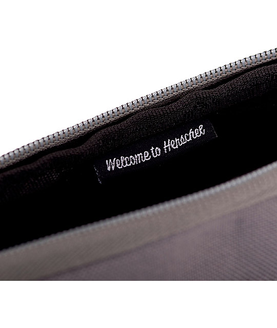 Herschel Supply Co. Heritage Grey Laptop Sleeve