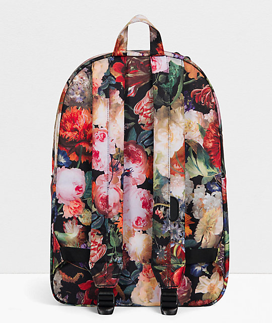 6168723a838 Heritage Hoffman Floral Backpack  Herschel Supply Co. Heritage Hoffman  Floral Backpack ...