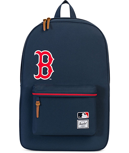 3c1853c50f62 Herschel Supply Co. Heritage MLB Boston Red Sox 21.5L Backpack