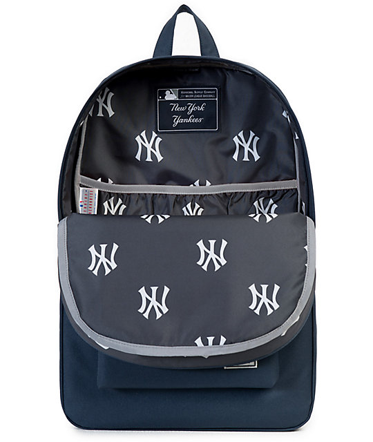 9e3fe8ae8e0 Heritage MLB NY Yankees 21.5L Backpack  Herschel Supply Co. Heritage MLB NY  Yankees 21.5L Backpack ...