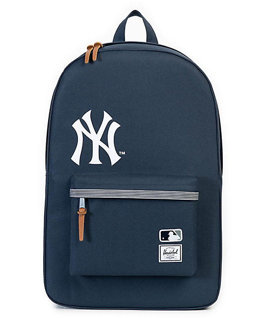 ec30ad07998 Herschel Supply Co. Heritage MLB NY Yankees 21.5L Backpack