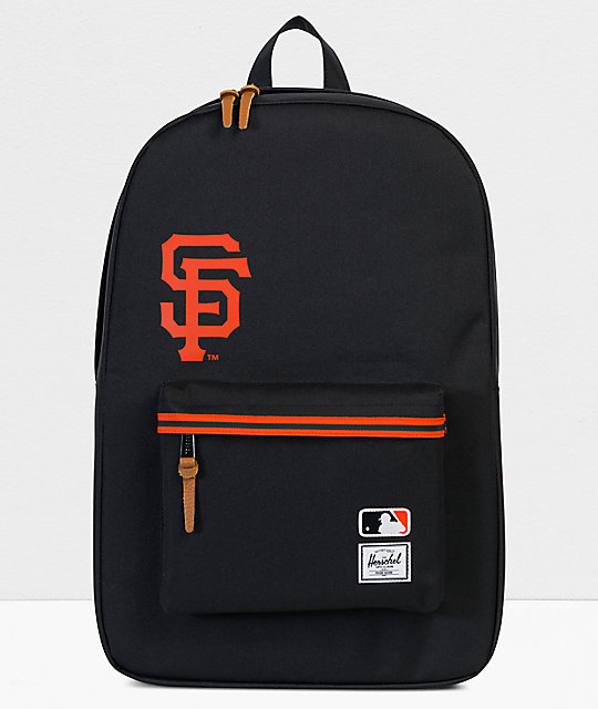 69b131cf580 Herschel Supply Co. Heritage MLB SF Giants Backpack