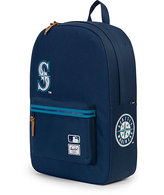 Herschel Supply Co. Heritage MLB Seattle Mariners 21.5 Backpack