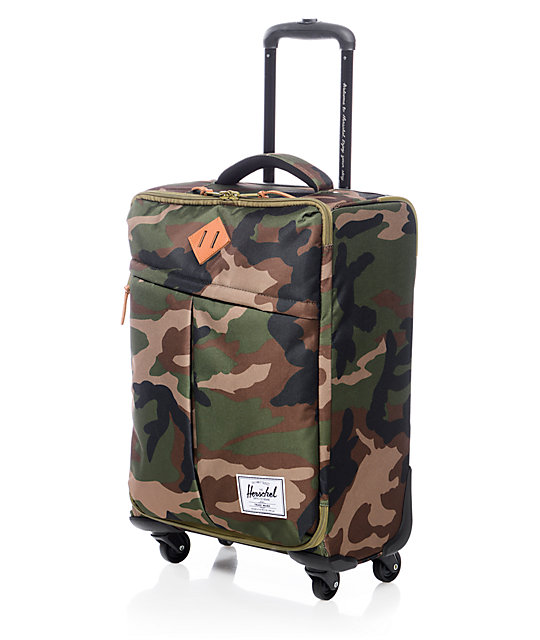 Herschel Supply Co. Highland Woodland Camo Roller Bag  4237f02160905
