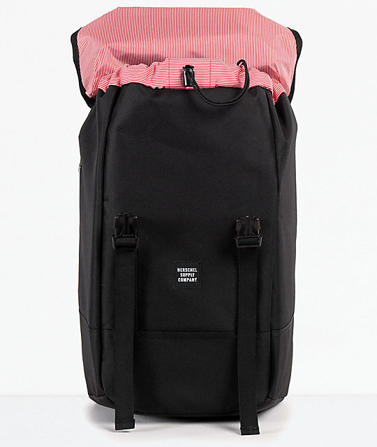 Herschel Supply Co. Iona Black 24L Backpack