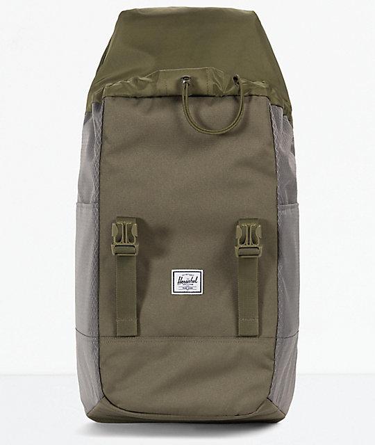 58351a41bd1 Iona Ivy Green   Smoke Pearl Backpack  Herschel Supply Co. Iona Ivy Green    Smoke Pearl Backpack