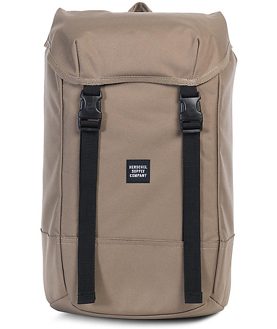 c5e754c7e9c0 Herschel Supply Co. Iona Lead Green 24L Backpack