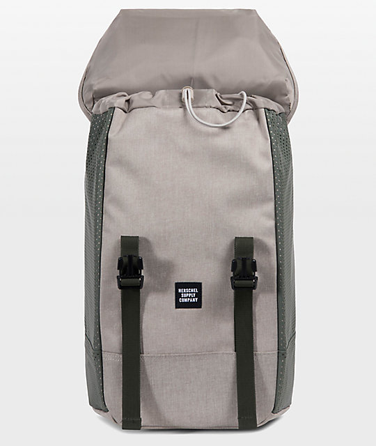 Herschel Supply Co. Iona Light Khaki Forest Night Aspect 24L Backpack
