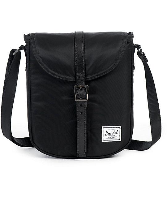c660c16f5a7b Herschel Supply Co. Kingsgate Black Crossbody Bag
