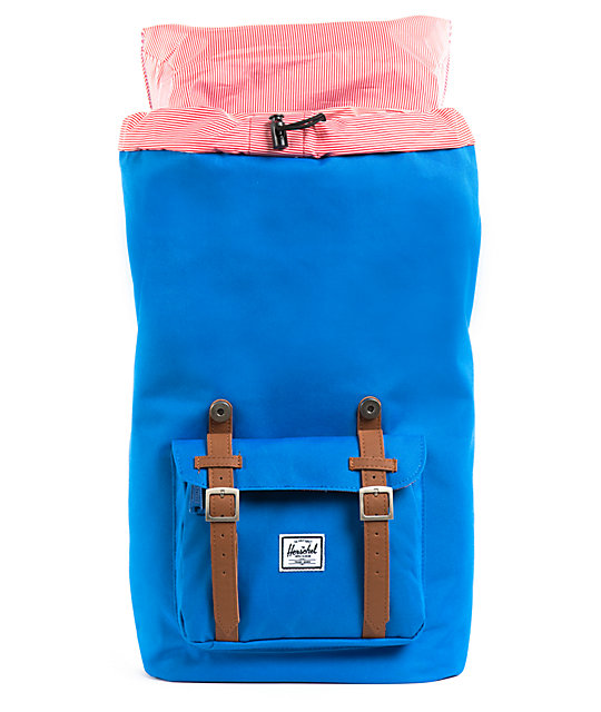 Herschel Supply Co. Little America Cobalt Backpack