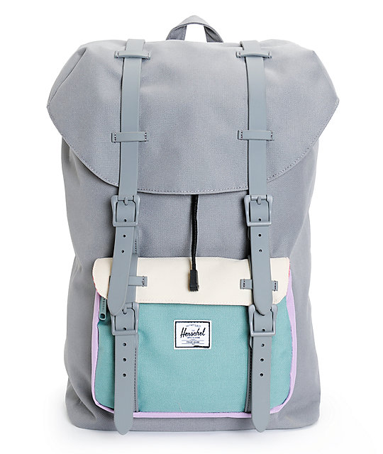 01a1a243c48 Herschel Supply Co. Little America Colorblock 24L Backpack