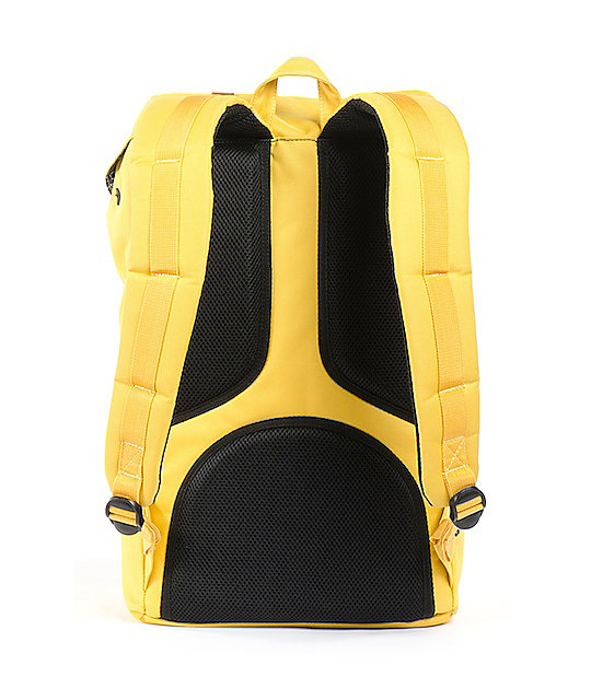 Herschel Supply Co. Little America Medium Yellow Backpack