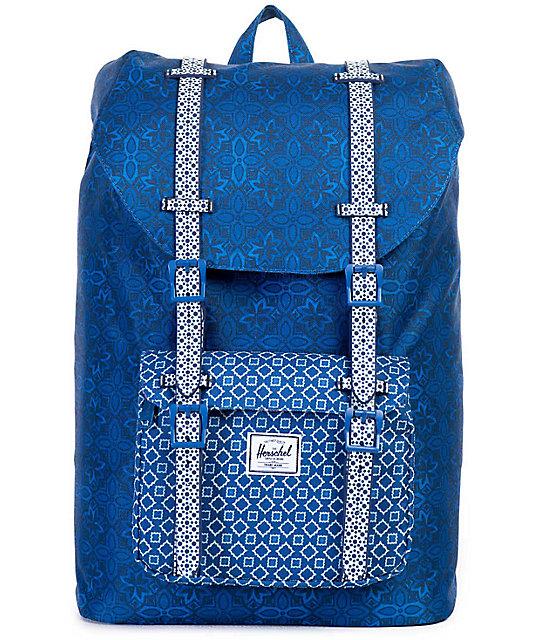 c92f4616a0a Herschel Supply Co. Little America Navy Khatam 17L Backpack