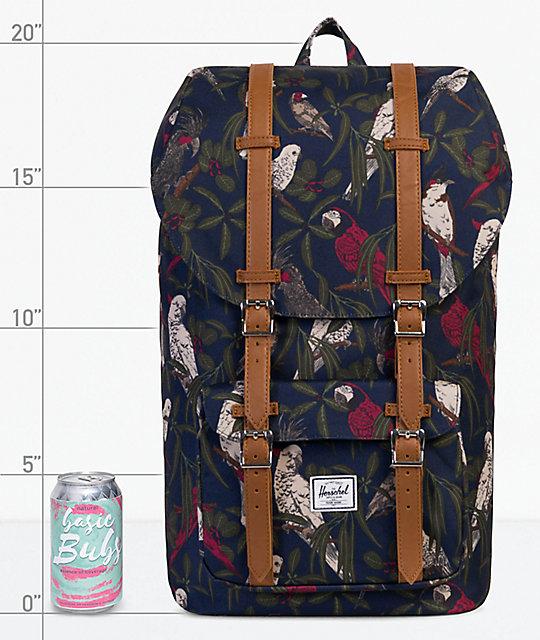 7038b696daa Little America Peacoat Parlour 25L Backpack  Herschel Supply Co. Little  America Peacoat Parlour 25L Backpack