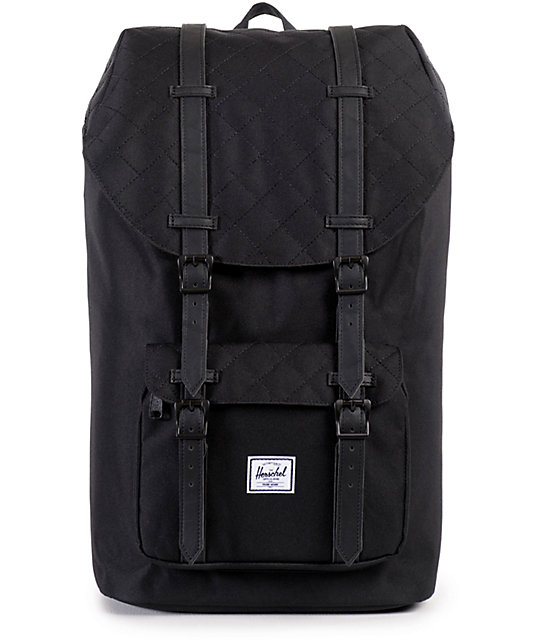 e54815936b4 Herschel Supply Co. Little America Quilted 23.5L Backpack