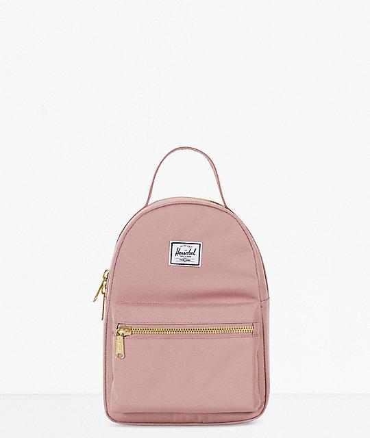 92cd811c3acd Herschel Supply Co. Nova Ash Rose Mini Backpack ...