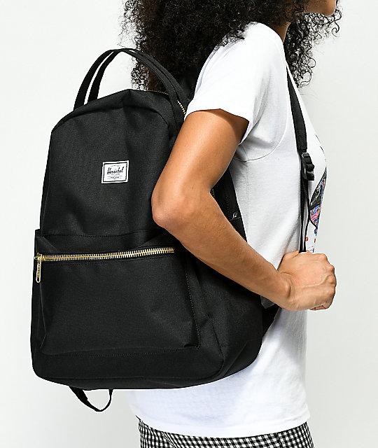d4a73db2076 Herschel Supply Co. Nova Mid Black Backpack