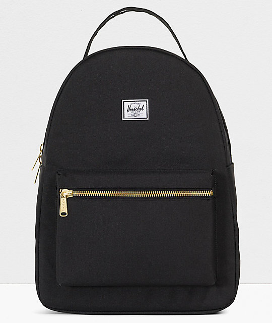 Herschel Supply Co. Nova mochila negra