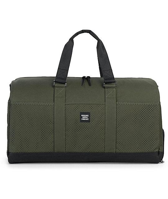 a7b505e64371 Herschel Supply Co. Novel Aspect Forest Night 42.5L Duffle Bag