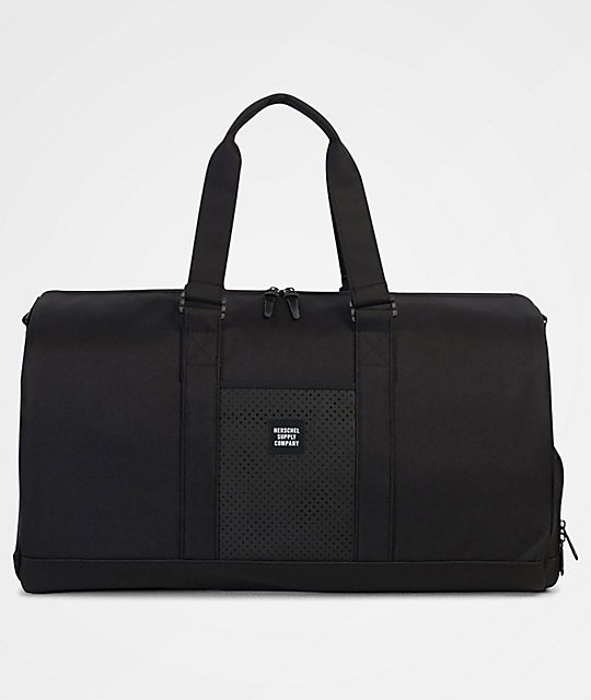 d1ee4ef3d70 Herschel Supply Co. Novel Black Aspect 42.5L Duffle Bag