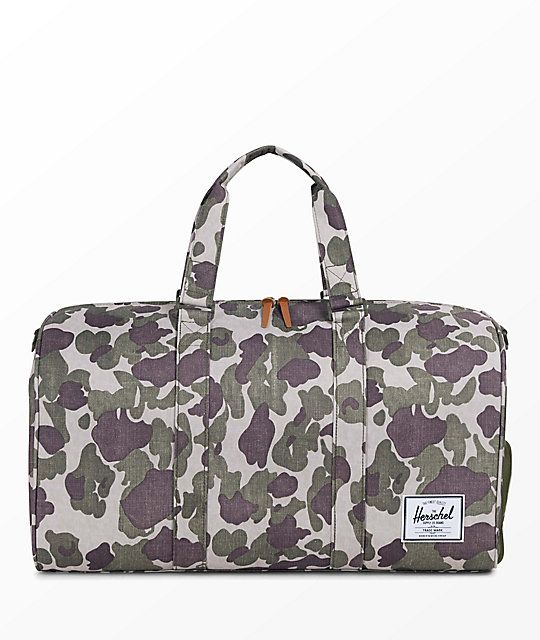 Herschel Supply Co. Novel Frog Camo 42.5L bolso de viaje