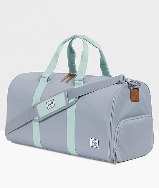 Herschel Supply Co. Novel Mid Quarry & Yucca 33L Duffle Bag