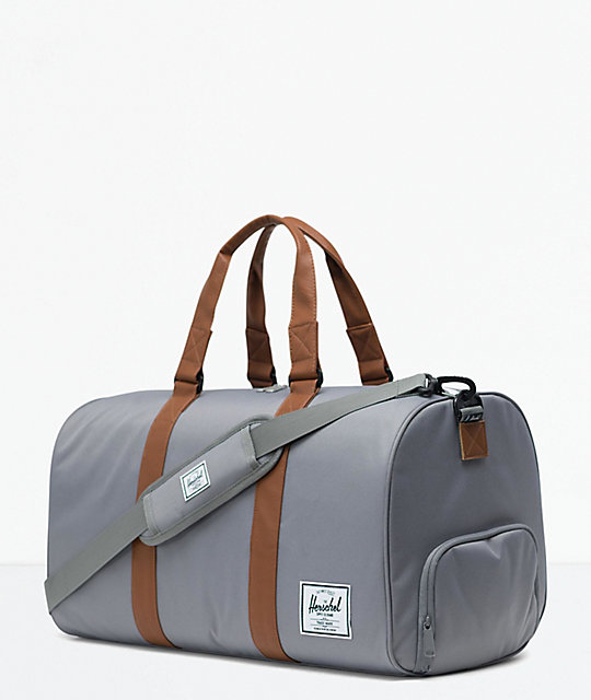 Herschel Supply Co. Novel Navy Duffle Bag