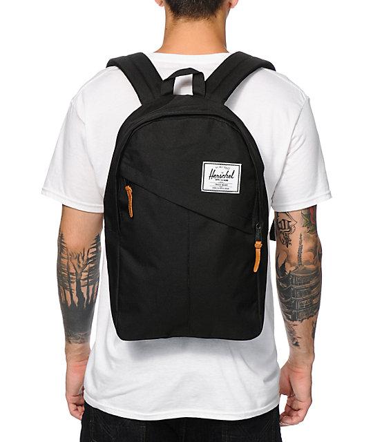 831aab7b6fc Parker Black Backpack  Herschel Supply Co. Parker Black Backpack