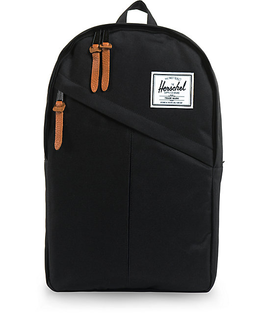 8978a620cb8 Herschel Supply Co. Parker Black Backpack