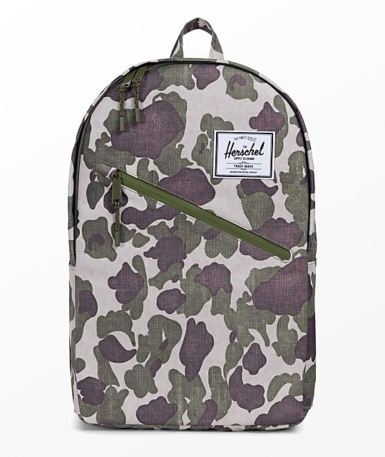 Herschel Supply Co. Parker Frog Camo 19L mochila