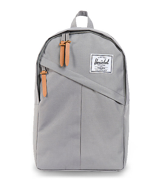 85eafb396b1 Herschel Supply Co. Parker Grey Backpack