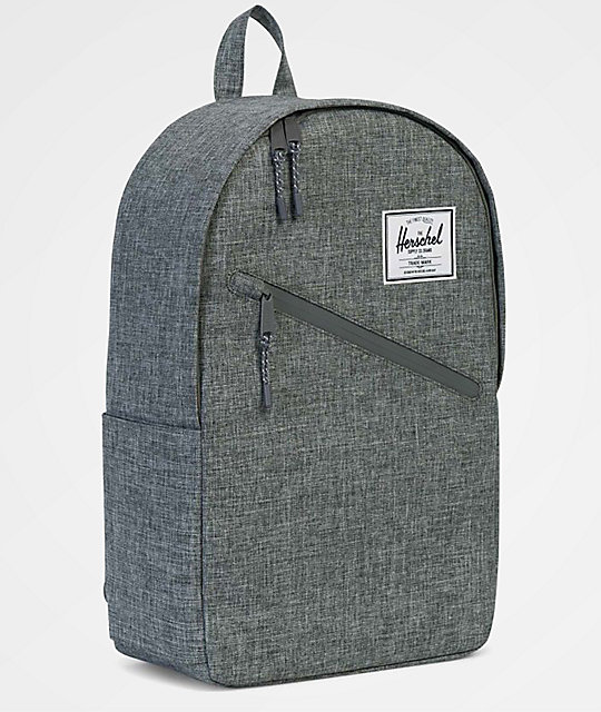 09728050b4a Parker Raven Crosshatch 19L Backpack  Herschel Supply Co. Parker Raven  Crosshatch 19L Backpack ...