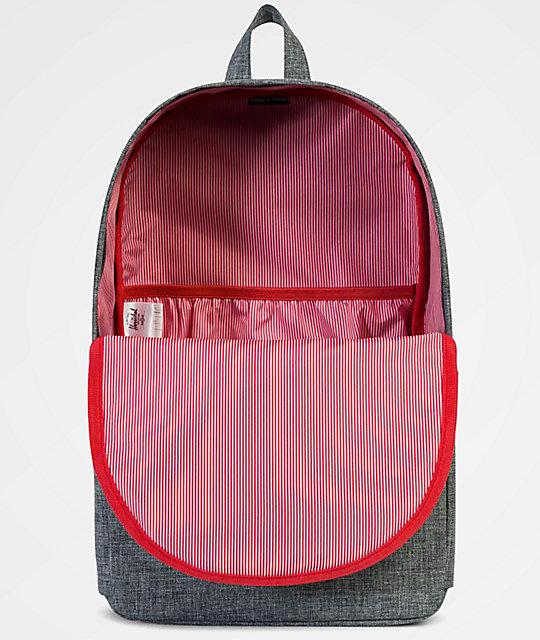 33e79dc28a1 Parker Raven Crosshatch 19L Backpack  Herschel Supply Co. Parker Raven  Crosshatch 19L Backpack