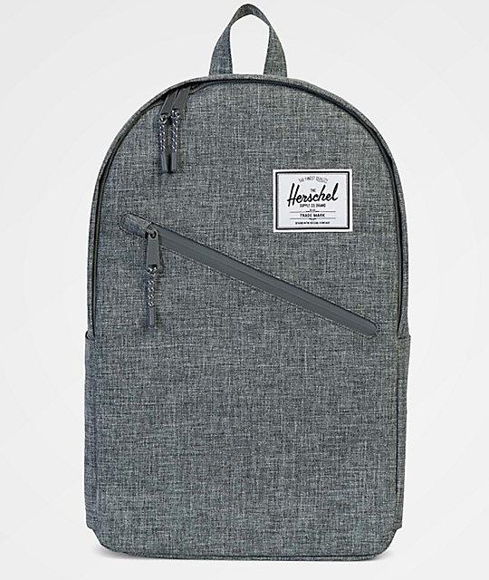 376fa273628 Herschel Supply Co. Parker Raven Crosshatch 19L Backpack