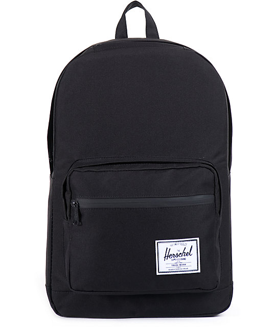550f5995d6 Herschel Supply Co. Pop Quiz All Black 20L Backpack