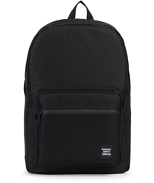 e0f5535c7e39 Herschel Supply Co. Pop Quiz Aspect Black 22L Backpack
