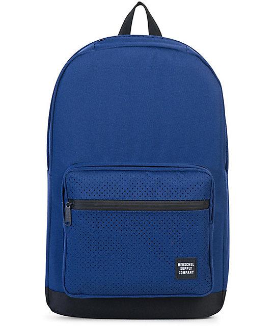 8084565a45 Herschel Supply Co. Pop Quiz Aspect Twilight Blue   Black 22L Backpack