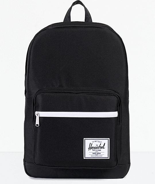 35ee6f97e2db Herschel Supply Co. Pop Quiz Black & Black 22L Backpack