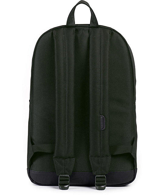 Herschel Supply Co. Pop Quiz Dark Shadow & Black 22L Backpack