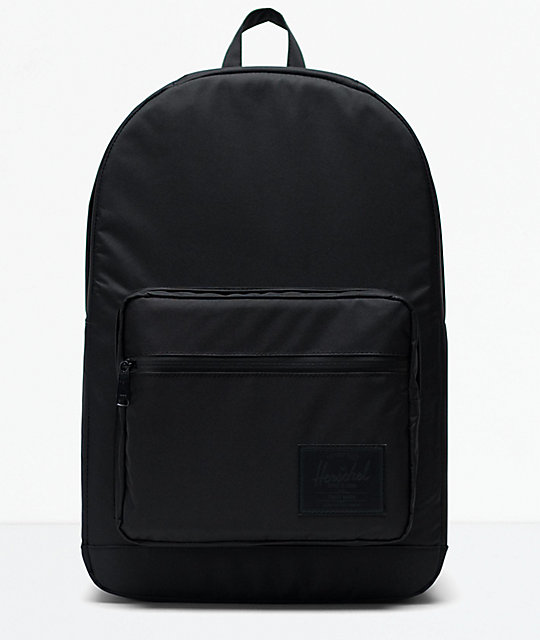 3fc128cc86 Herschel Supply Co. Pop Quiz Light Black Backpack
