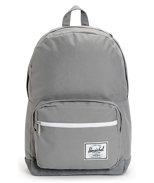 cee69b41196a Herschel Supply Co. Pop Quiz Tonal Grey Backpack