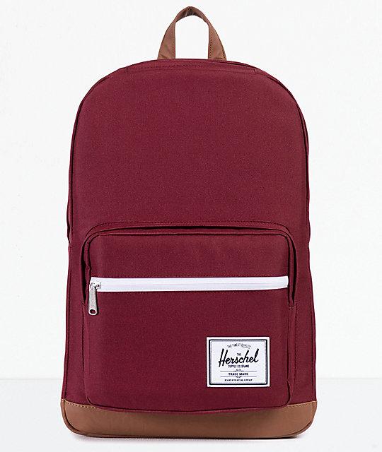 fd1e748d25 Herschel Supply Co. Pop Quiz Windsor Wine 22L Backpack