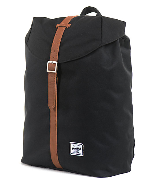 a8411f6b63e9 Herschel Supply Co. Post Black Backpack