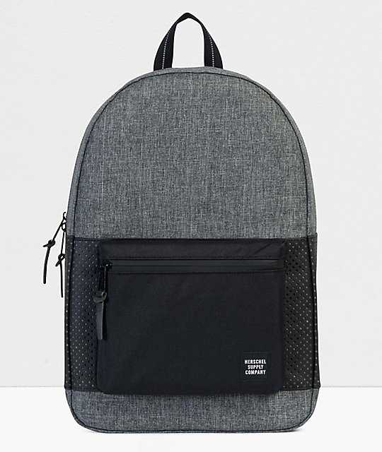 0c8d65db1720 Herschel Supply Co. Settlement Aspect Raven Crosshatch Backpack